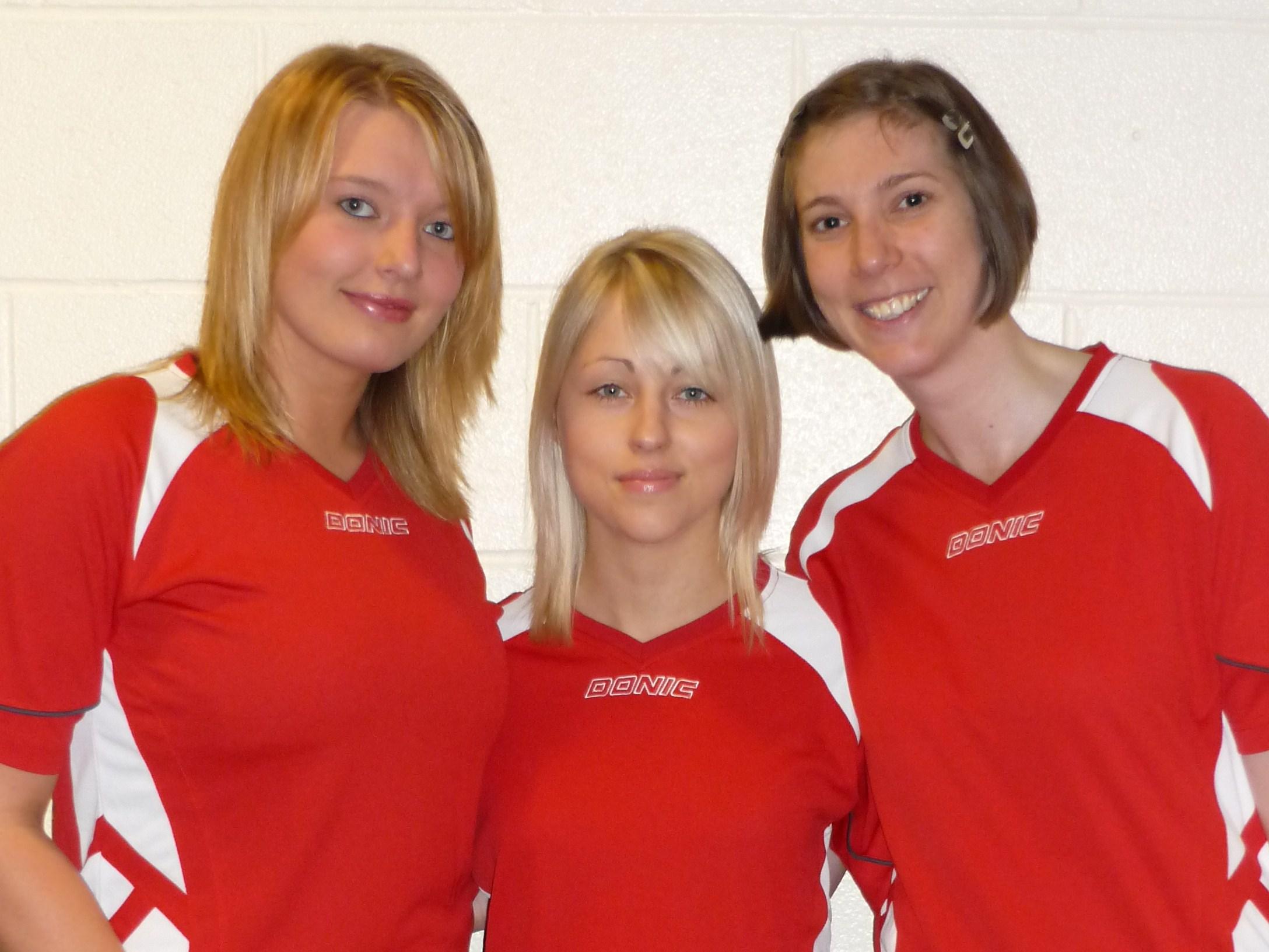 NETTS Womens British League Team